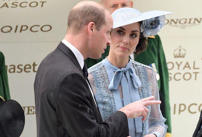 Książę William mocno podpadł ostatnio swojej żonie