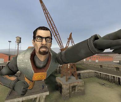 Wszystkie części Half-Life za darmo na Steam