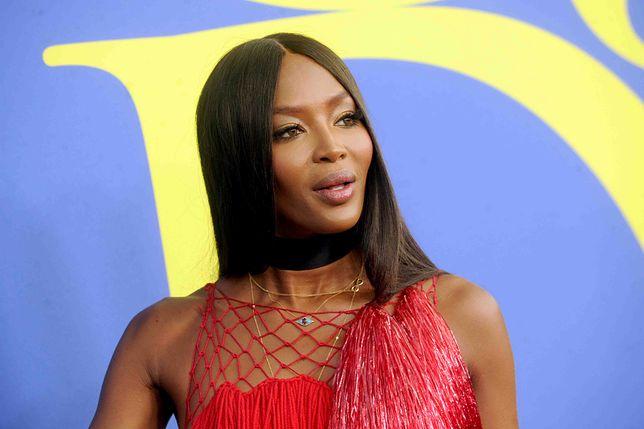 Naomi Campbell odpowiedziała na plotki