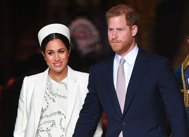 Meghan i Harry wkrótce poinformują o narodzinach swojego pierwszego dziecka