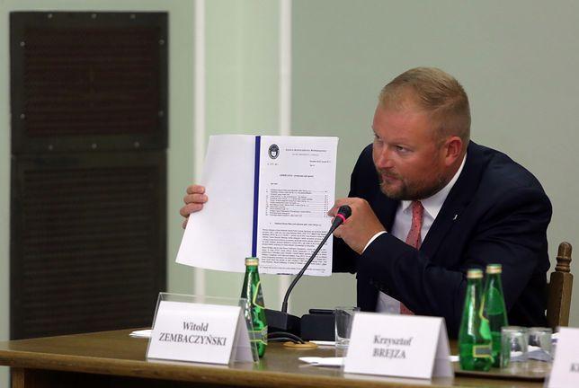 Zembaczyński: widać absolutny brak determinacji służb w zdobywaniu jakichkolwiek dowodów