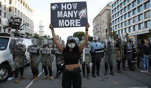 USA. Nie żyje kolejny Afroamerykanin. Zamieszki w kraju nabierają na sile (zdjęcie ilustracyjne)