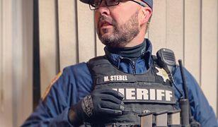 Zamieszki w USA. Maciej Stebel, polski szeryf w hrabstwie Douglas w Nevadzie