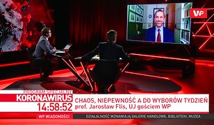 Wybory 2020. Profesor Jarosław Flis: Zapowiedź katastrofy powoli dociera do części rządzących