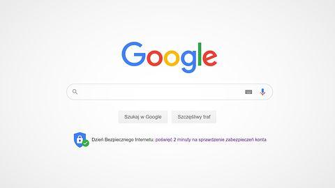 Dzień Bezpiecznego Internetu z Google. Sprawdź zabezpieczenia swojego konta