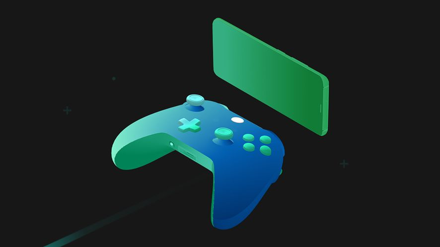 Mobilne granie w tytuły z Xbox One na iPhone'ach ma spore ograniczenia, fot. Xbox
