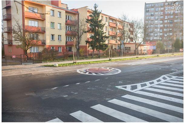W Radomiu powstało małe rondo. Koszt: 28 tys. zł