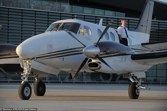 Prywatne samoloty to coraz częstszy widok na polskich lotniskach