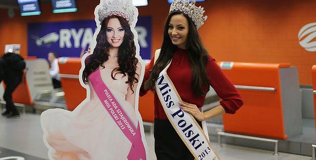 Miss Polski jest już w Londynie