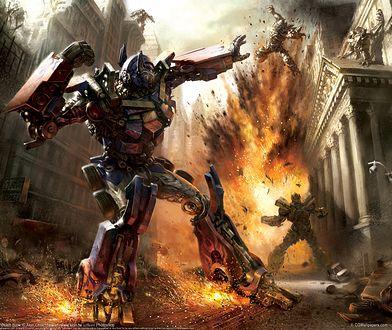 Zapoluj z Transformersami na potwora!