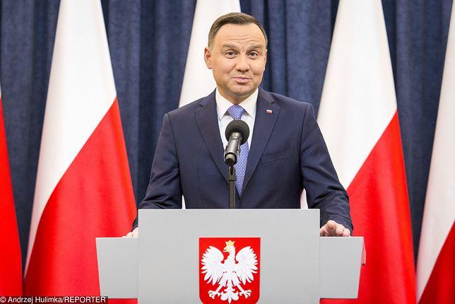 Andrzej Duda zdecydował ws. nowelizacji ustawy o IPN