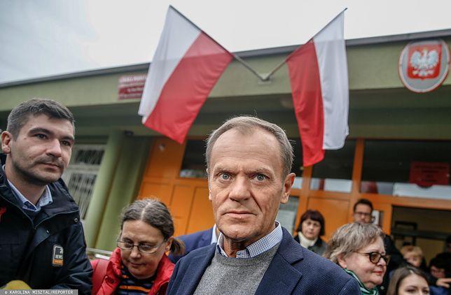 Donald Tusk rezygnuje z udziału w wyborach prezydenckich