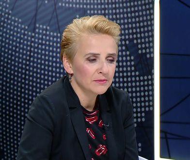 Joanna Scheuring-Wielgus odpowiada rzecznikowi Episkopatu ws. edukacji seksualnej