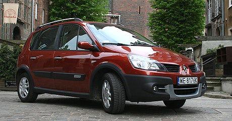 SUVopodobny - Renault Scenic SL Conquest