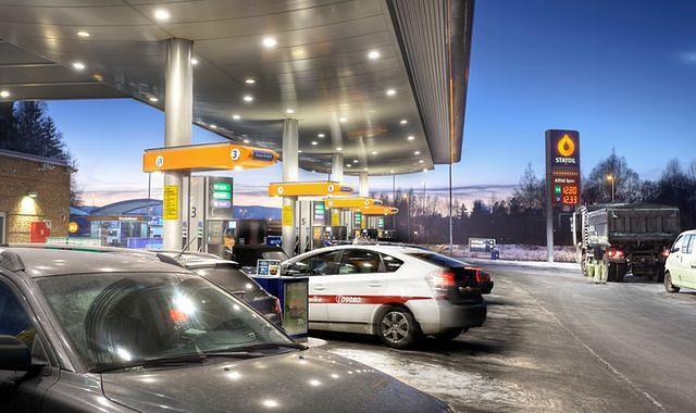 Cena benzyny i ON w dół, autogazu - w górę