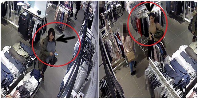 Kradzież w galerii handlowej. Policja szuka tych kobiet