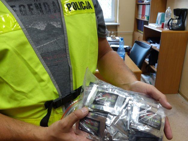 W nowym sklepie z dopalaczami w Kaliszu odkryto metamfetaminę