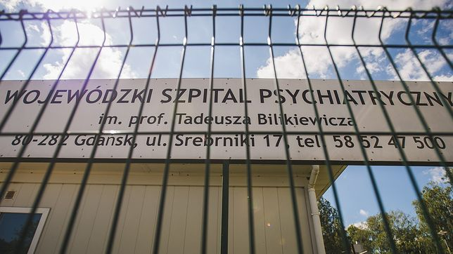 To w tym szpitalu miało dojść do gwałtu na 15-latce