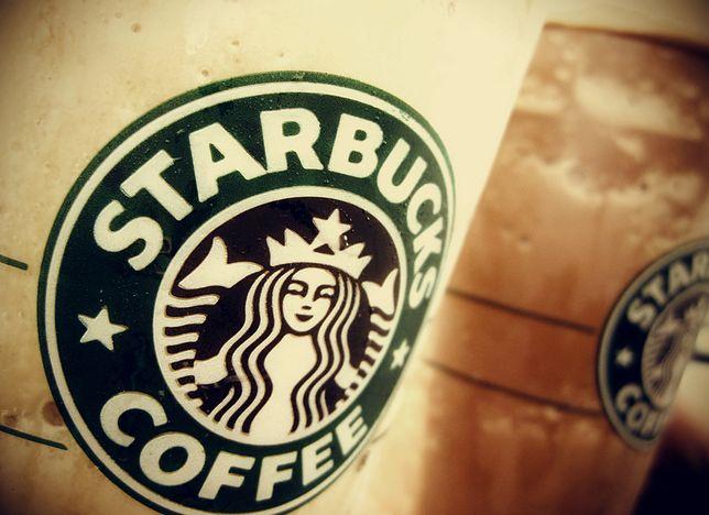 Starbucks to największa sieć kawiarni na świecie