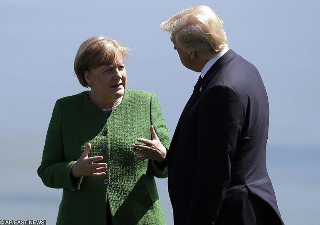 Merkel odrzuciła wezwanie USA
