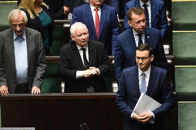 W expose Mateusz Morawiecki zaproponował zmianę konstytucji. Jak przebiega zmiana ustawy zasadniczej?