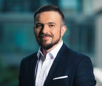 Przemysław Mańkowski, szef Biura Reklamy WP