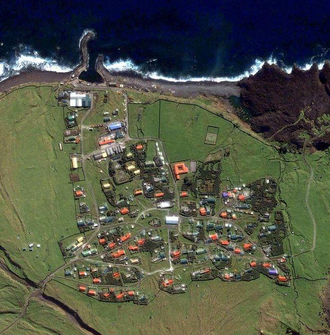 Tristan da Cunha - jedno z najbardziej odosobionych miejsc na świecie