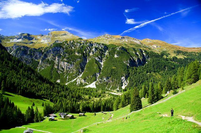 Austria - wakacje na rowerze w górach Tyrolu