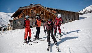 Zillertal uznawany jest za największą dolinę narciarską na świecie.