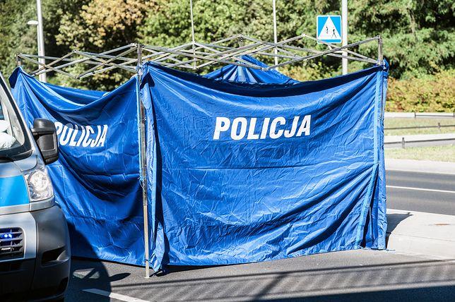 Na miejsce wezwano prokuratora i policyjnych techników