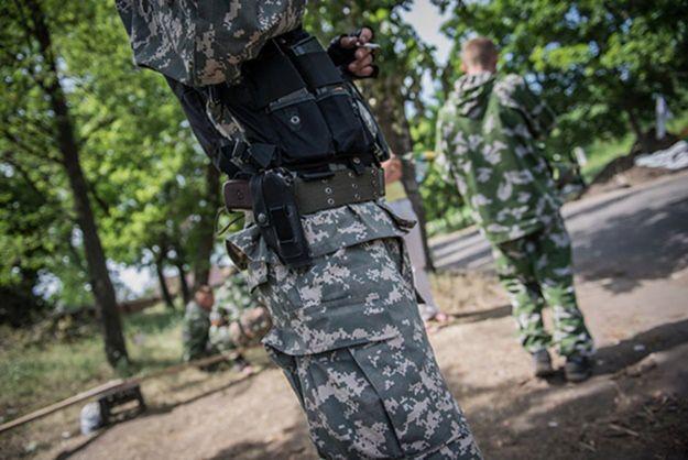 Wojna na Ukrainie. W Donbasie walka o przetrwanie