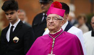 """Arcybiskup został spytany o film """"Tylko nie mów nikomu"""""""