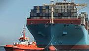 Polskie porty morskie opierają się kryzysowi