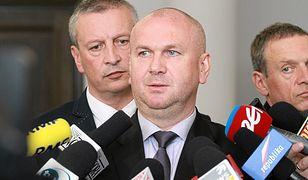Bartłomiej Sienkiewicz w sądzie: Falenta chciał doprowadzić do obalenia rządu