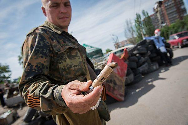 Separatyści z Doniecka oskarżają Kijów: zabiliście prawie 4 tys. cywili