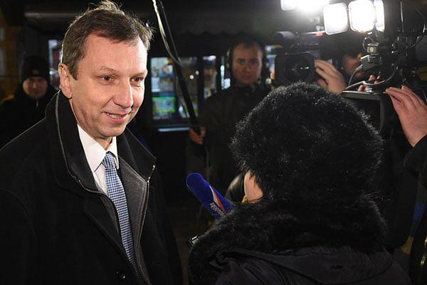 Minister Andrzej Halicki