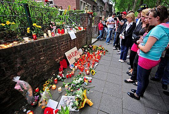 Konsul szuka Polaków wśród rannych po Paradzie Miłości