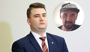 Bartłomiej Misiewicz pozwał Patryka Vegę. Szykuje się twarda sądowa batalia