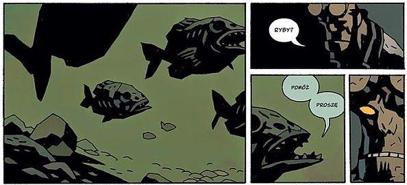 """""""Hellboy w piekle"""": Jak na stypie [RECENZJA KOMIKSU]"""