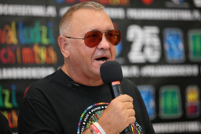 Jerzy Owsiak po raz kolejny interweniuje ws. Riada Haidara