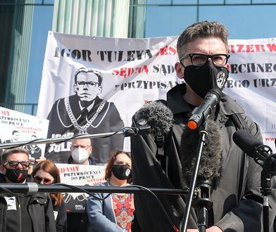 Igor Tuleya będzie doprowadzony siłą? Emocje posła od Ziobry w programie WP