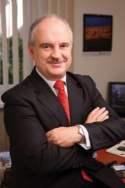 Krzysztof Pawlak, dyrektor naczelny Warszawskich Zakładów Zielarskich Herbapol Pruszków