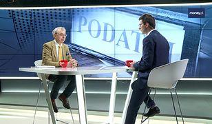 Sadowski: nie ma sensu dręczyć milionów obywateli podatkiem PIT