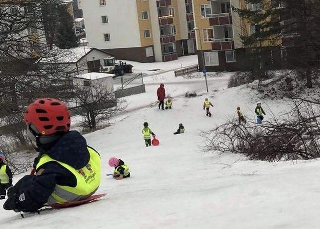 Przedszkole w Szwecji