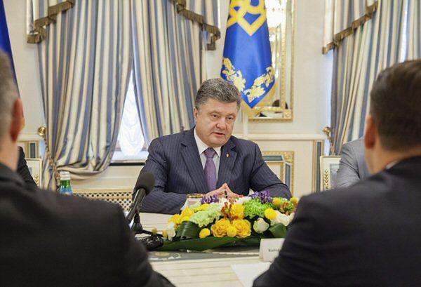 Rzecznik prezydenta Ukrainy: Poroszenko może rozwiązać parlament w przyszłym tygodniu