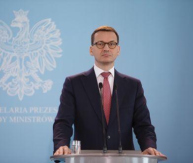 Tajemniczy wpis premiera. O co chodziło Mateuszowi Morawieckiemu?