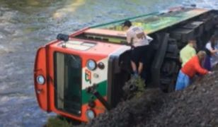 Austria. Wykoleił się pociąg. Są ranni