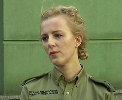 Rzeczniczka Straży Granicznej zapytana o dzieci z Michałowa. Zaatakowała media