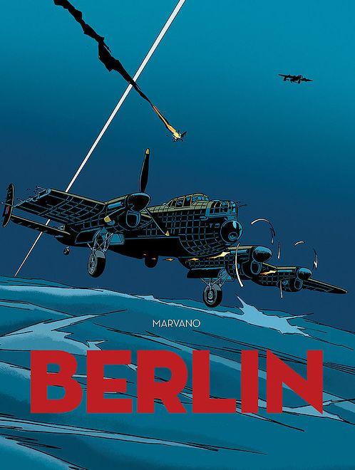 """Komiks """"Berlin"""" Marvano ukazał się w serii """"Plansze Europy"""""""