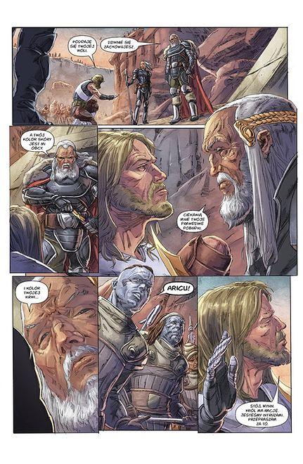 """""""X-O Manowar: Generał"""", tom 2, wyd. KBOOM (2019)"""